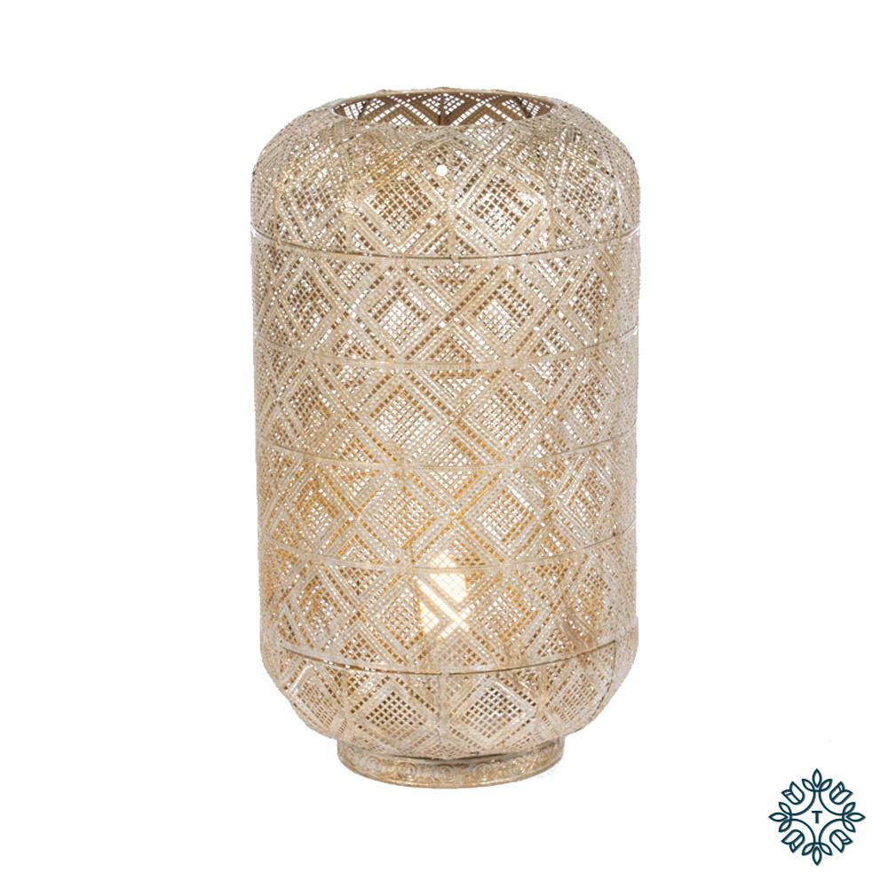 Amira table lamp gold 54cm