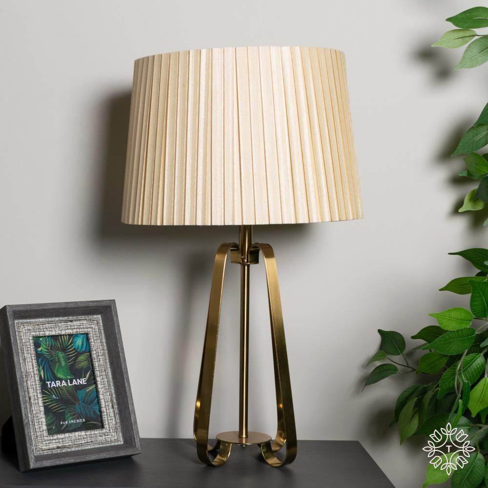 Sia geo lamp bronze 57cm