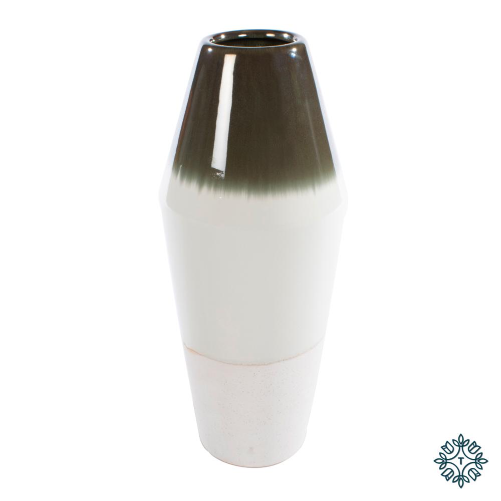 Parma ceramic vase 41cm