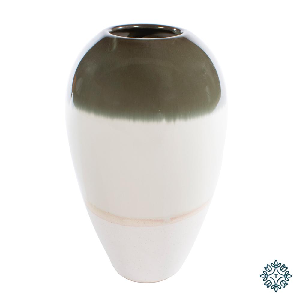 Capri ceramic vase 33cm