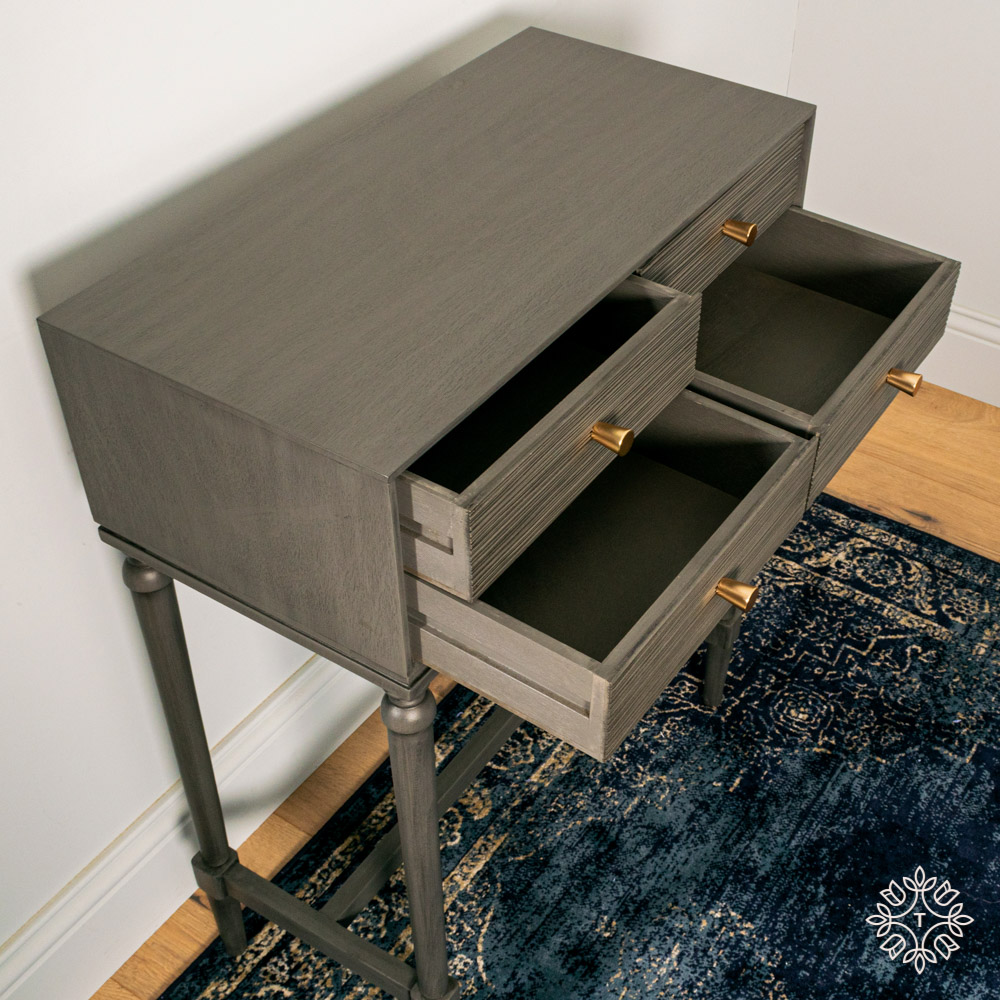 Brooklyn console table 2 + 2 drawer