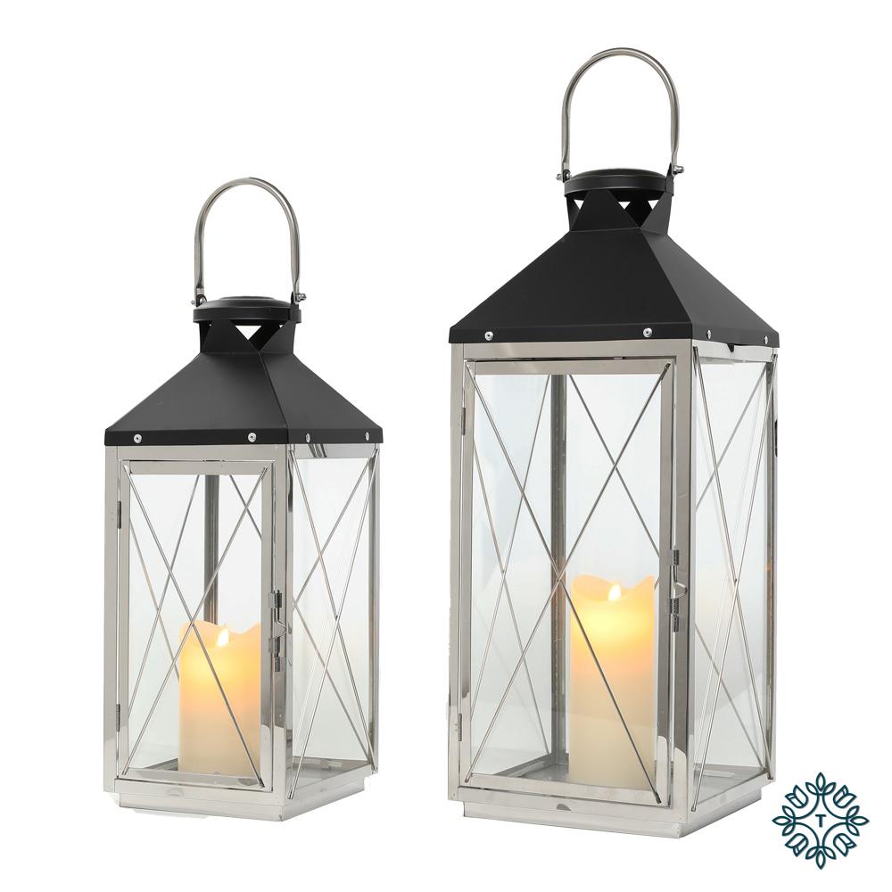 Nova s/2 lanterns chrome/grey lrg/med