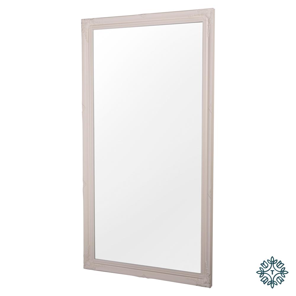 Lyon leaner mirror cream