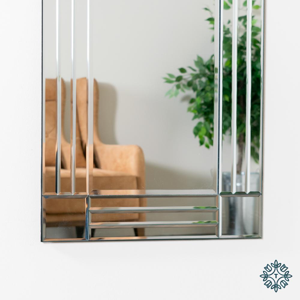 Karson dressing mirror bevelled